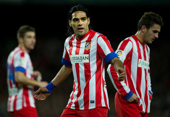 Falcao has long been a Chelsea target