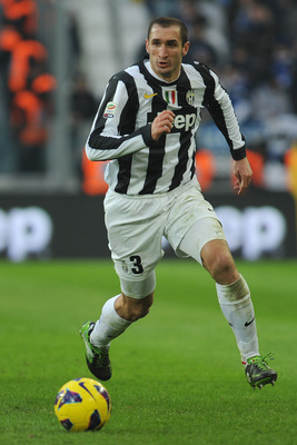 Chiellini is a fine defender and would add steel to the Chelsea rearguard.