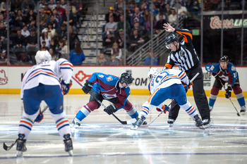 The power play for the Edmonton Oilers has been on fire so far into 2013.