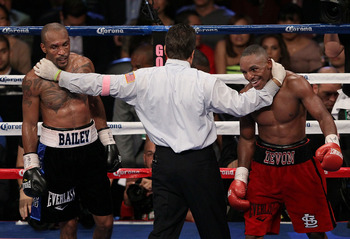 Alexander was unimpressive in his last fight against Randall Bailey at the Barclays Center.