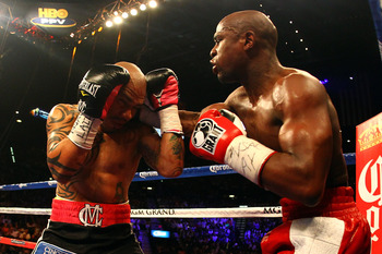 Mayweather is the sports top PPV attraction.