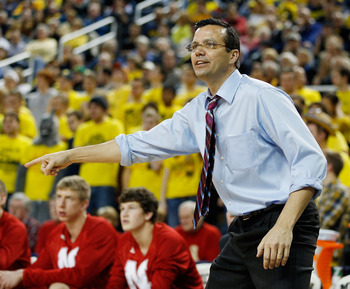 First-year coach Tim Miles has a long way to go with the Huskers.