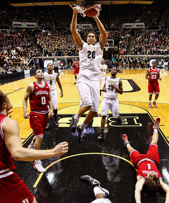 Freshman C A.J. Hammons has a big-time future ahead of him.