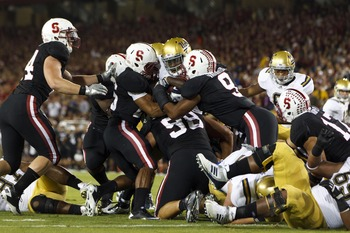 Hooper is another stud that will be joining Stanford's elite front seven.
