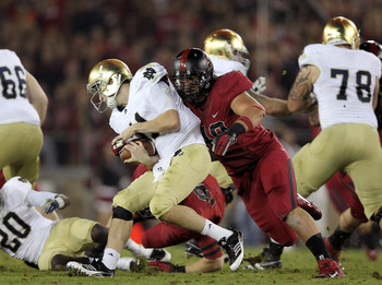 By signing Kalambayi, Stanford adds another guy who can pressure the quarterback.