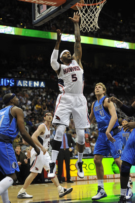 Josh Smith could fit in nicely with the Mavericks.