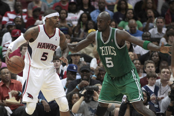 Would Josh Smith and Kevin Garnett get along on the same team?