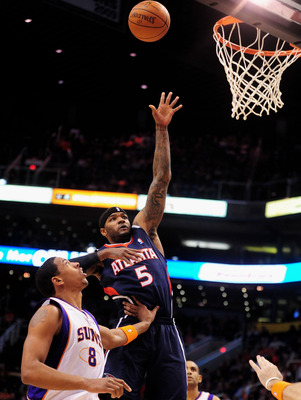 The Suns recently have shown interest in Josh Smith.