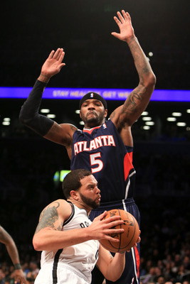 The Nets are the front-runner in the Josh Smith trade race.