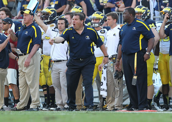 Don't sleep on the Wolverines, as they have a lot of things to accomplish this spring also