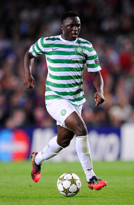 Victor Wanyama moving to a bigger club in the summer?