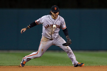 Brandon Crawford's defense was outstanding in the latter portion of the season.
