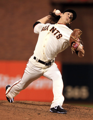 Tim Lincecum recaptured his magic as a reliever in the postseason.