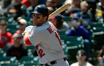 Lance Berkman is one year removed from a 30-home run campaign.