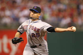 The reliable, sidearming Feliciano last pitched for the Mets in 2010.