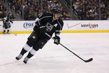 Kopitar and the Kings have suffered from a Stanley Cup hangover.