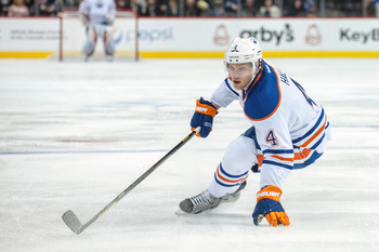 Hall and many other young Oilers played together in the AHL during the lockout.