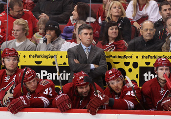Phoenix coach Dave Tippett always gets the most out of his teams.