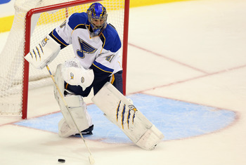 Halak and the Blues have underperformed this year.
