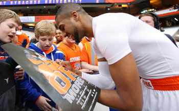 Orange Fans are glad to see Southerland back