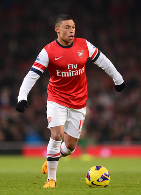 Alex Oxlade-Chamberlain will be eager to impress against Blackburn.