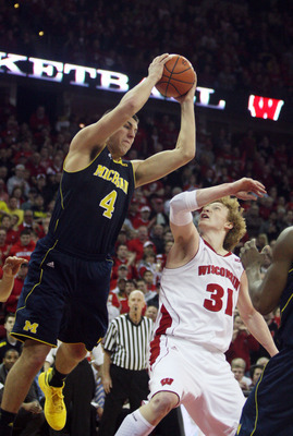 Mitch McGary and the Wolverines need to do a better job of finishing at the rim against the Spartans.