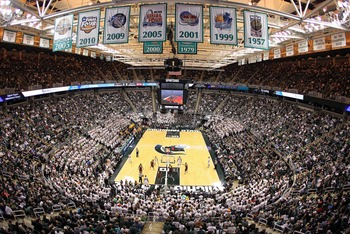 The Breslin Center will be one of the rowdiest environments Michigan has played in this season.