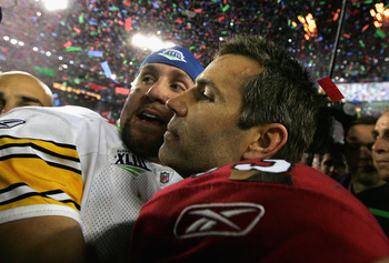 Kurt Warner led the Arizona Cardinals to Super Bowl XLIII