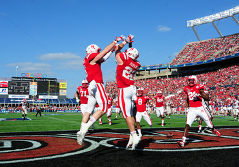 Nebraska doesn't have any top-10 AP Poll rankings in past decade.