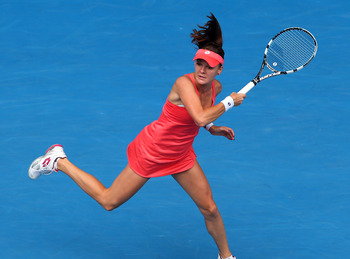 Radwanska is looking to win her first Grand Slam title.