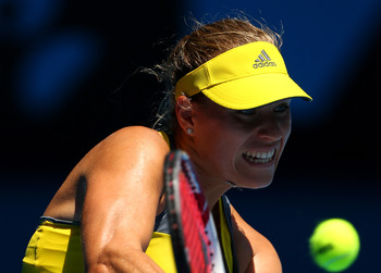 Kerber is always improving, but is she good enough to challenge the elite?