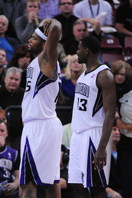 The Kings' young prospects could use a veteran locker room.