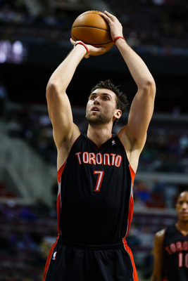 Bargnani needs to start fresh outside of Toronto.