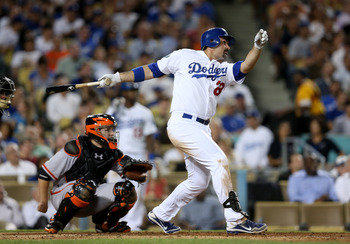 Gonzalez is poised to have a career year with the Dodgers in 2013.