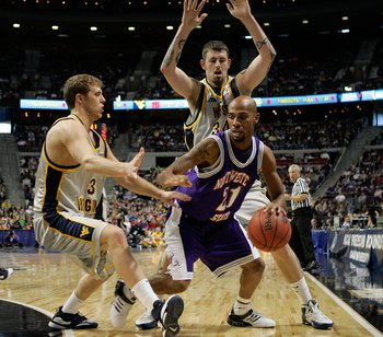 Northwestern State made it to the second round of the dance as a No. 14 seed in 2006.