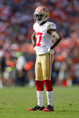 Rookie wide receiver A.J. Jenkins has yet to make an impact with the San Francisco 49ers.
