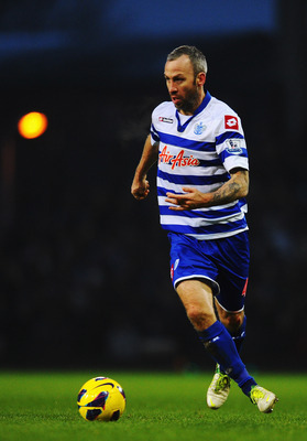Shaun Derry is one of the few players at QPR possessing any semblance of leadership qualities.