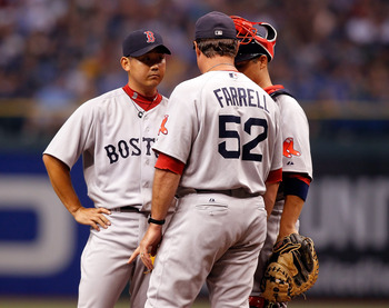 The Red Sox are hoping new manager John Farrell can help get them back on the right track