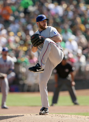 Ryan Dempster is a dependable workhorse.