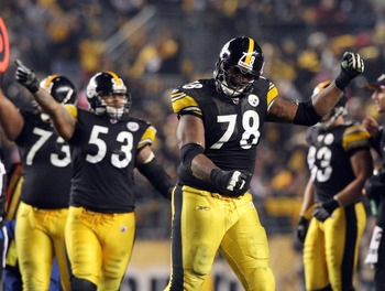 Change is ahead for the Steelers' offensive line, which means they'll again need to bolster their depth.