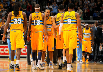 The Nuggets have a great mix of youth and experience that could make them contenders.