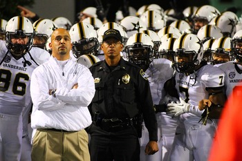 James Franklin Looks to Take Vanderbilt to New Heights