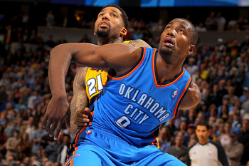 Ibaka and OKC need to dominate the paint.