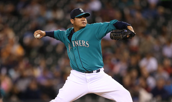 Time will tell how Felix Hernandez's contract works out.