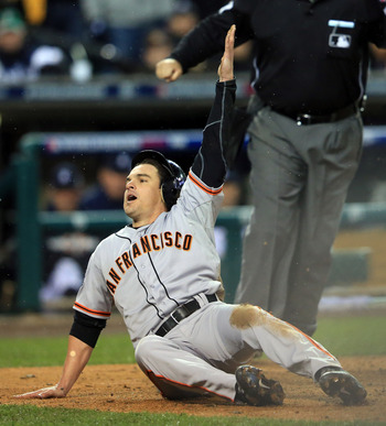 The San Francisco Giants are looking for a replacement for Ryan Theriot.