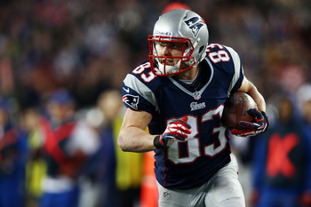 Expect Wes Welker to return to New England.