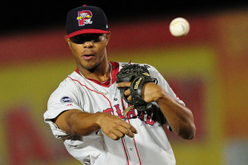 The Red Sox may not have had much to smile about in 2012, but Xander Bogaerts turned into one of the best prospects in baseball. Courtesy of Kevin Patsky of MILB.com