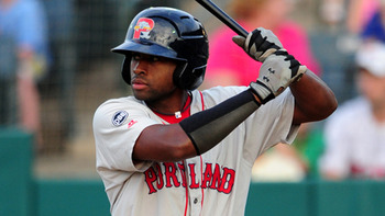 Jackie Bradley could get the call to Fenway at some point in 2013. Courtesy of Kevin Pataky, MiLB.com