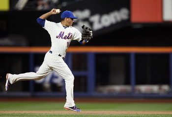 Tejada seamlessly took over for former Mets star, Jose Reyes, and will build on last season's surprising success.