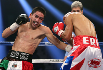 Leo Santa Cruz is the perfect fighter to showcase on network TV.